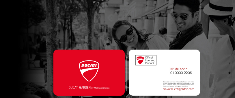 Benefits of Ducati club Membership
