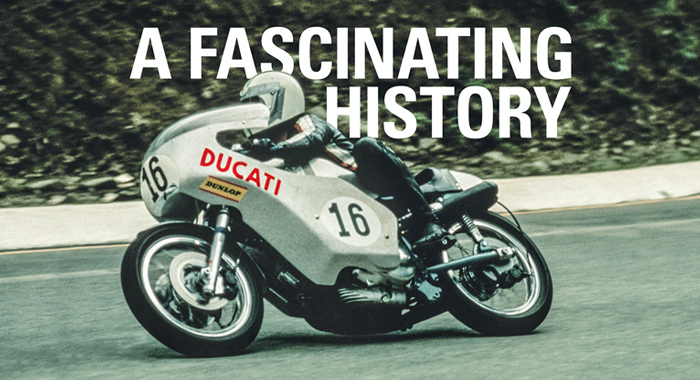 A fascinating history of Ducati