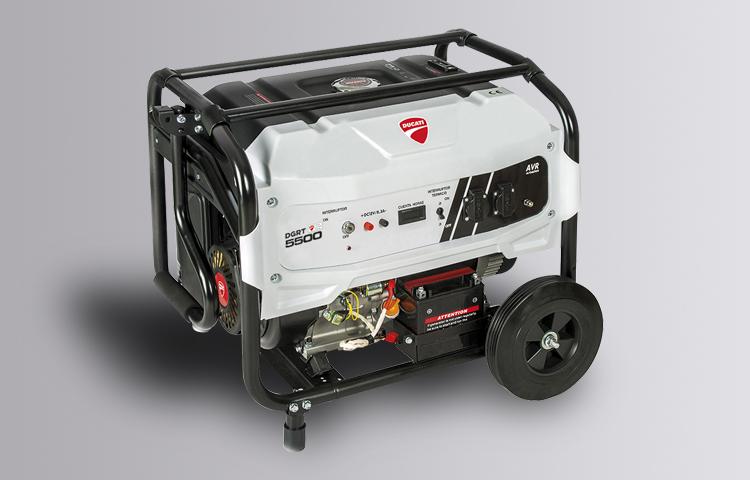 Generador Gasolina Ducati