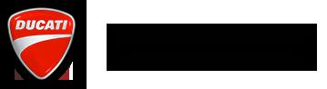 Logotipo Ducati Gardenig Collection