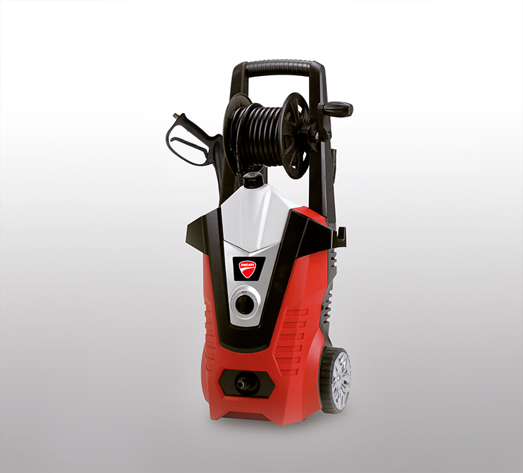 Pressure washer 110 / 220 v, induction engine