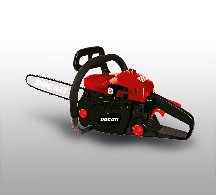 Gasoline Power Chainsaws 39.6 cc, 2 hp