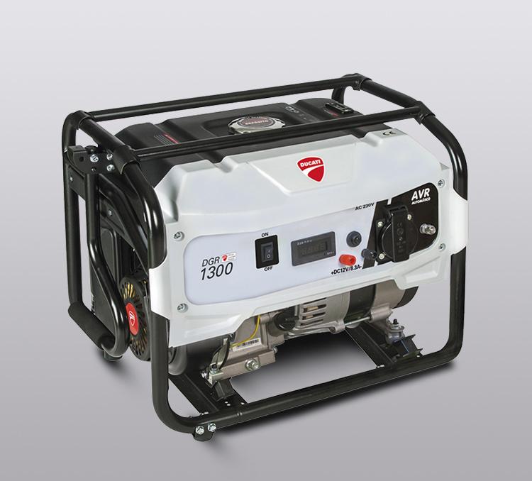 Generador de gasolina Ducati 98.5 cc