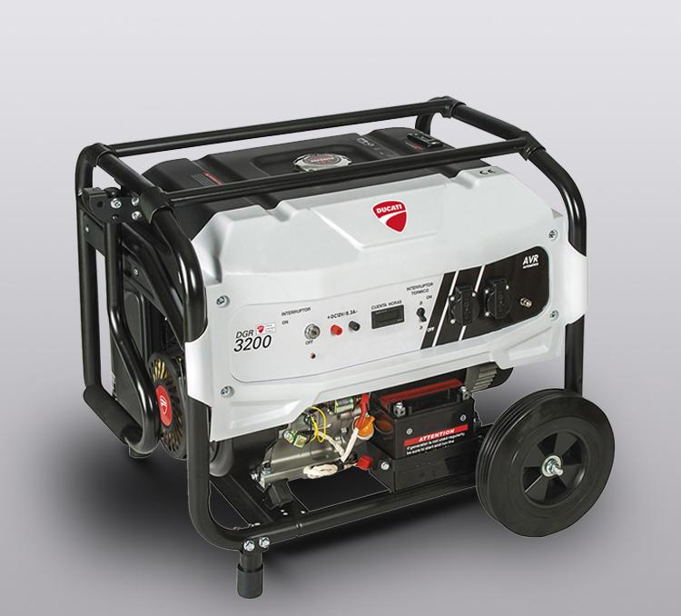 Generador de gasolina Ducati  212 cc