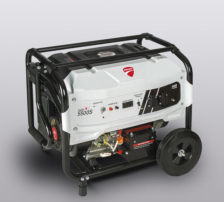 Generador de gasolina Ducati 389 cc