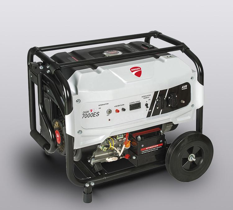 Generador de gasolina Ducati 420 cc